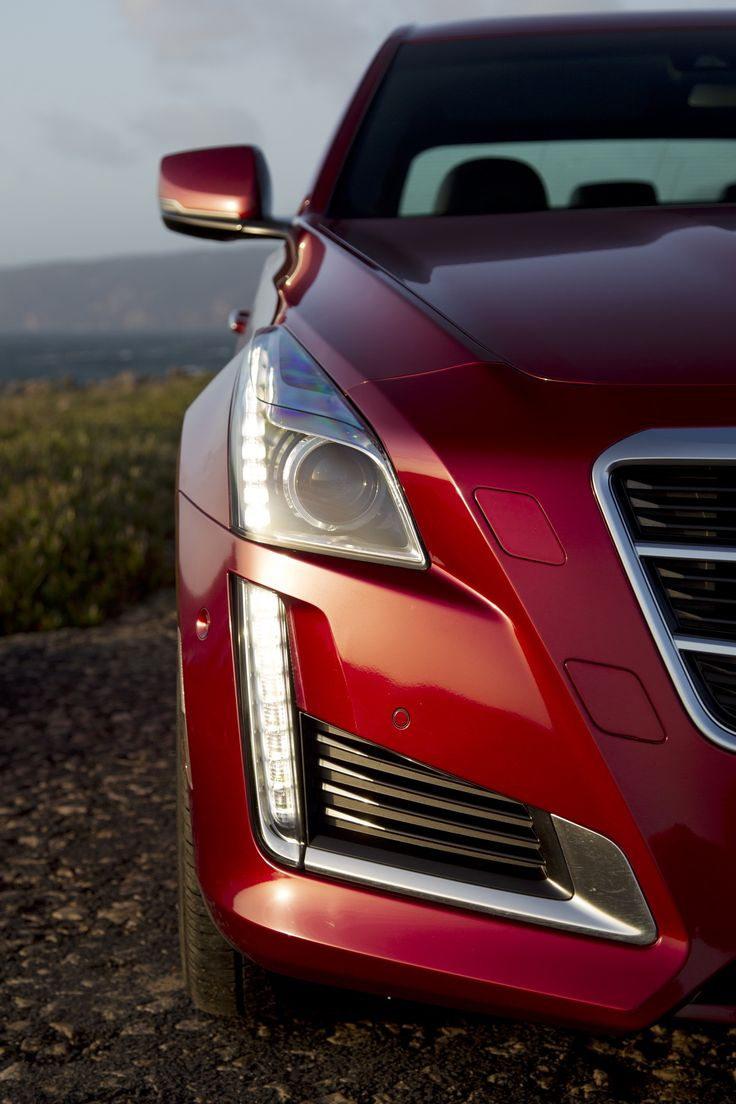 Essai Cadillac CTS (2014) : le mirage américain