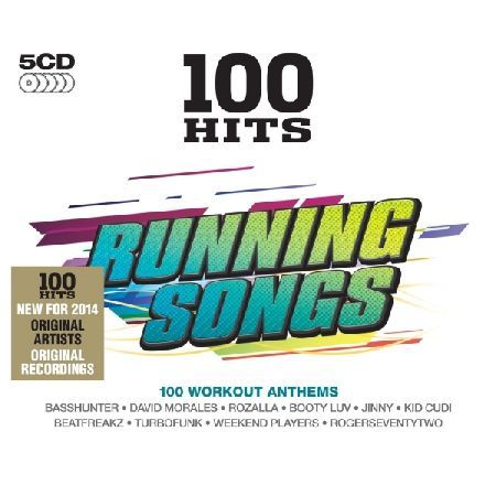 #100 HITS Running Songs CD #Track Listings Disc 1 1 What A Feeling - Alex Gaudino Feat Kelly Rowland 2 Easy - Mat Zo and Porter Robinson 3 Rapture - Nadia Ali 4 Love Has Gone - Dave Armstrong and Redroche Feat H 5 LOVE (You Give The) - Patrick Hagenaar Feat AMPM 6 Tell Me Why - Supermode 7 Some Kinda Rush - Booty Luv 8 Anyway - Armand Van Helden and A 9 Keep On Jumpin - Cornell vs Lisa Marie Experience 10 My Life - Chanel 11 Needin U - David Morales 12 Put Your Hands Up For Detroit - Fedde…