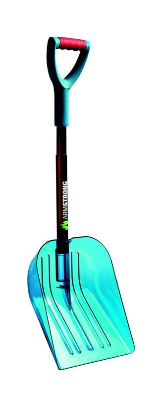 Telescopic Shovel makes ideal snow shovel to get you out of trouble in the snow!
