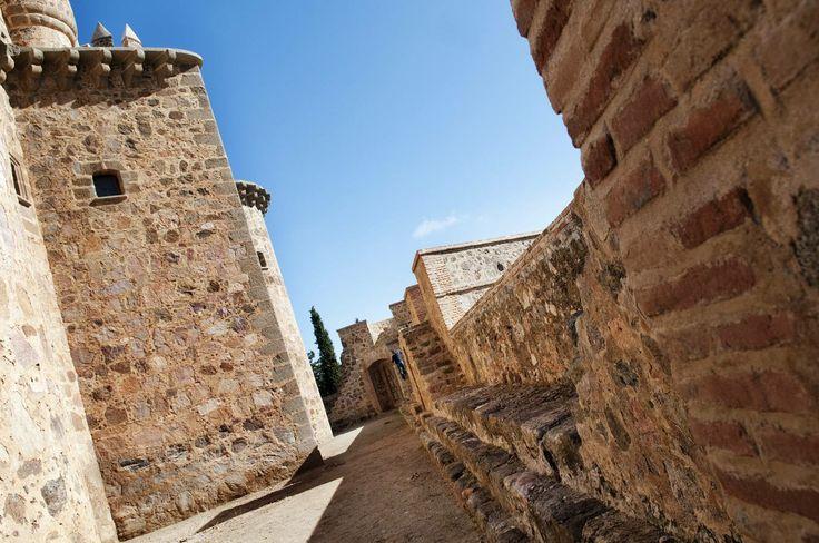 Las imágenes del castillo de Guadamur - Toledo - abc.es