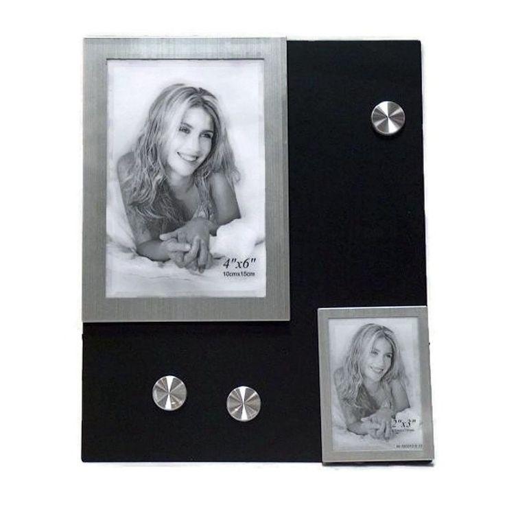 Elegance Magnetic Double Photo Frame