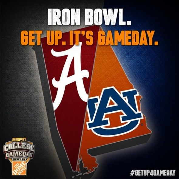 collegefootball.freeforums.org • View topic - IRON BOWL WEEK
