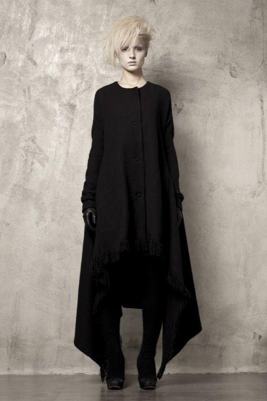 Uma Wang #fashion #black
