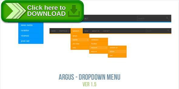 [ThemeForest]Free nulled download Argus - Dropdown Menu from http://zippyfile.download/f.php?id=38512 Tags: ecommerce, animated menu, css3 menu, dropdown menu, html5 menu, responsive menu