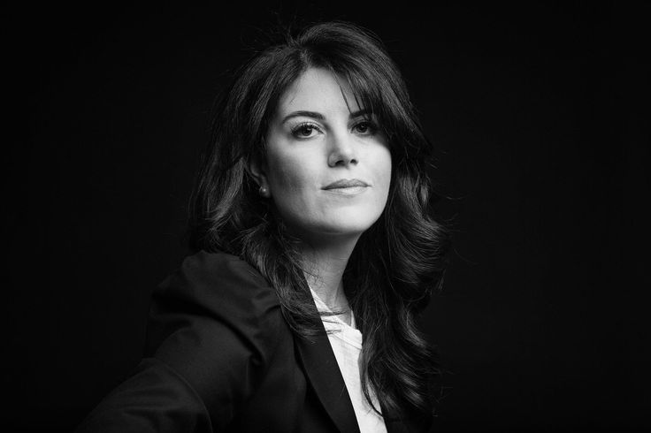 Monica Lewinsky. - Damon Winter/The New York Times