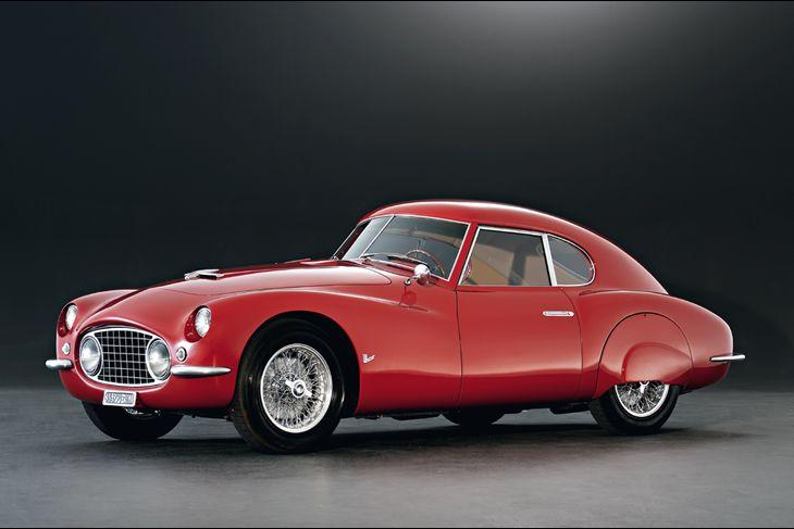1953 Fiat 8V Series 1 Berlinetta   Coachwork by Fiat Carrozzeria Speciale