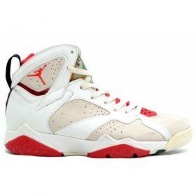 Air Jordan Original OG 7 Hare White Light Silver True Red 130014-100 Just Cost $83.00 Discount For 47% http://www.centrafilmes.com/