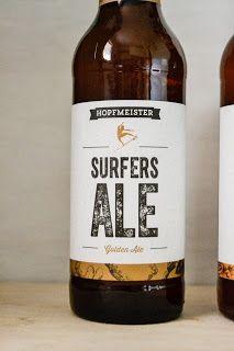 Leberkassemmel und mehr: Craft Bier Surfers Ale von Hopfmeister