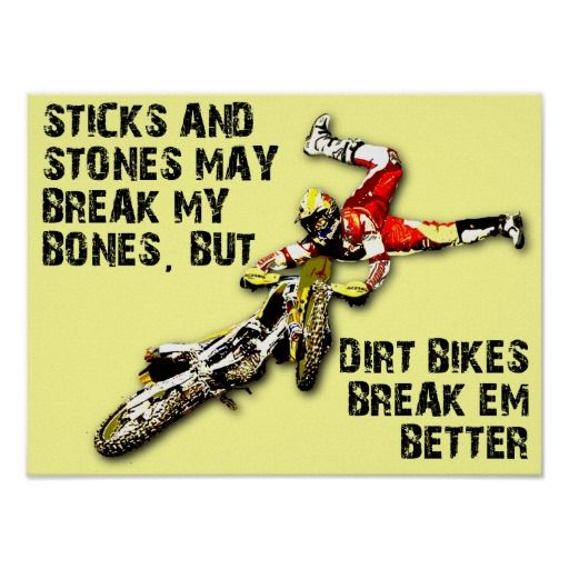 >>>The best place          Sticks And Stones Dirt Bike Motocross Funny Poster           Sticks And Stones Dirt Bike Motocross Funny Poster in each seller & make purchase online for cheap. Choose the best price and best promotion as you thing Secure Checkout you can trust Buy bestShopping     ...Cleck Hot Deals >>> http://www.zazzle.com/sticks_and_stones_dirt_bike_motocross_funny_poster-228491833197603044?rf=238627982471231924&zbar=1&tc=terrest