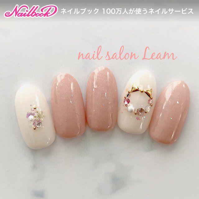冬/オフィス/クリスマス/ハンド/シンプル , nail salon Leamのネイルデザイン[No.2676884]|ネイルブック