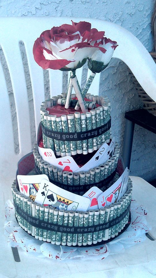 31 Best Images About Money Cakes On Pinterest Graduation