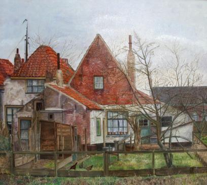 Jopie Huisman Artiest Achter het huis
