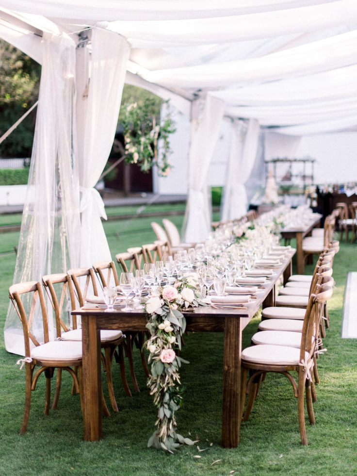 Northern California Wedding With Traditional Outdoor Elegance