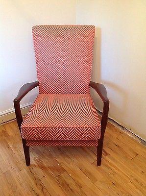 Vintage Retro Parker Knoll Chair