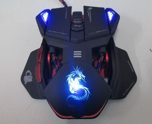Mouse Gaming - Dragon War - Phantom