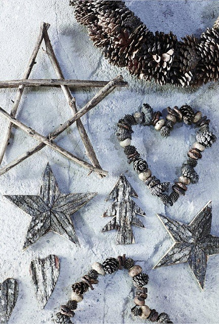 natural xmas decorations to try