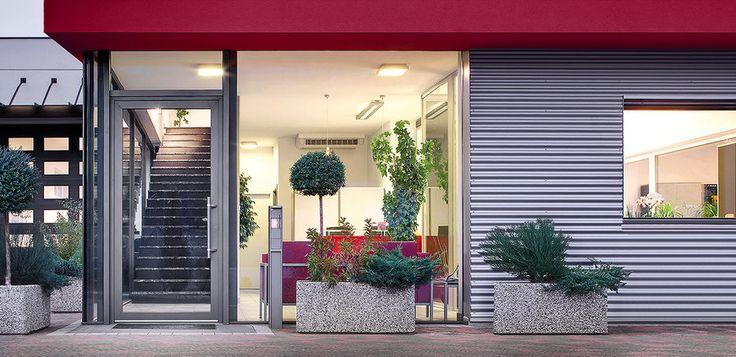Kollektion Frame Haustüren vom FINSTRAL Profi-Partner