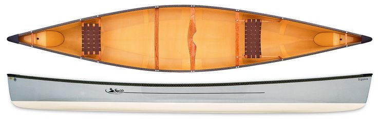 Swift Kipawa Kevlar Canoe