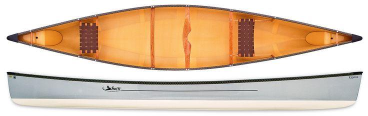 Swift Kipawa Kevlar Canoe