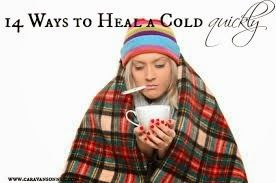 14 Ways to Heal a Cold Quickly