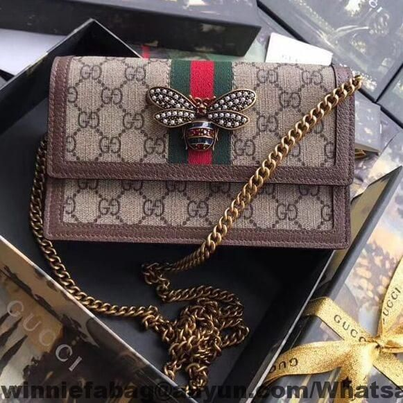 8f1c5eb3db5a Gucci Queen Margaret GG Mini Bag 476079 2018 | Gucci - coach - prada ...