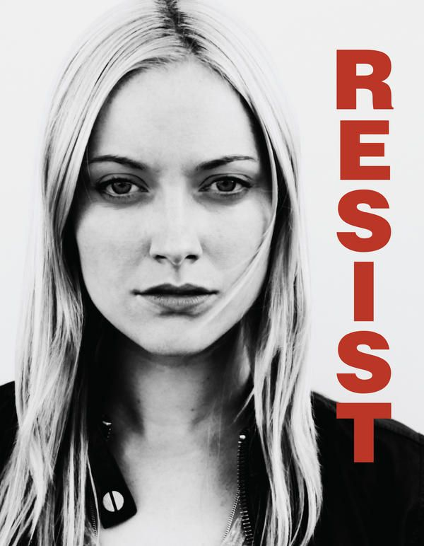 Fringe - Resist. Such a great show..so sad it's over..