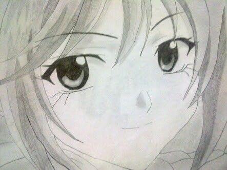 Esos ojos tan kawaii