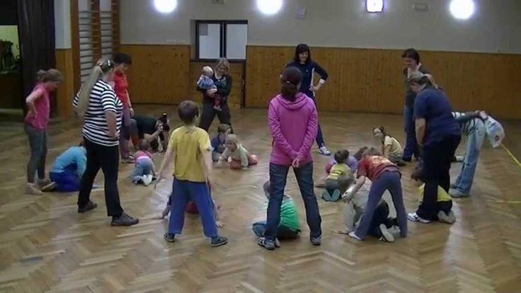 Sebranice video oficial - CVIČENÍ RODIČŮ A DĚTÍ - 26. 3. 2015