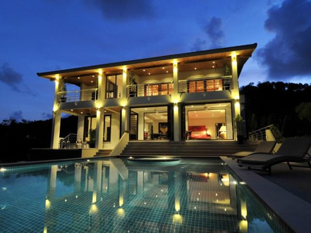 Private Villa For Evening Event Amazing Pictures
