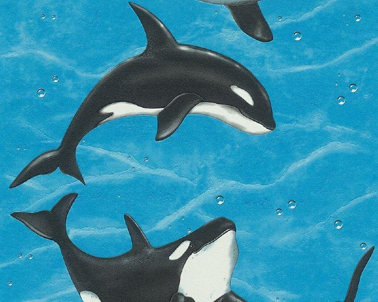 Orka's  Behang Faro 4 30053-2