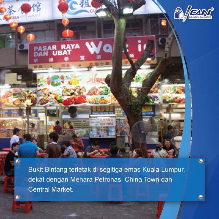Destinasi wisata di Malaysia, cocok untuk pelajar Internasional.