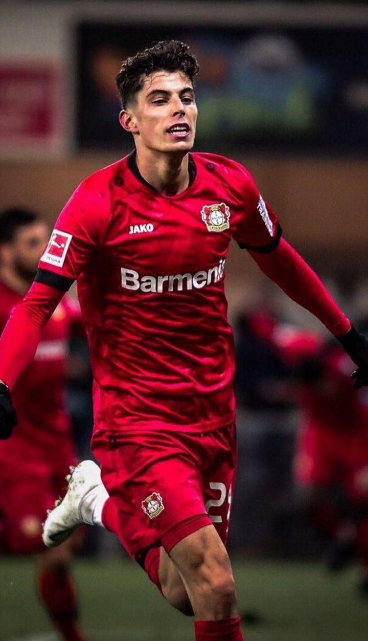 Pin Von Littleborussen Auf Kai Havertz Nationalmannschaft Fussball Bundesliga
