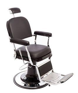 Zerbini Barber Chair - Ultra Chic Barber Chair