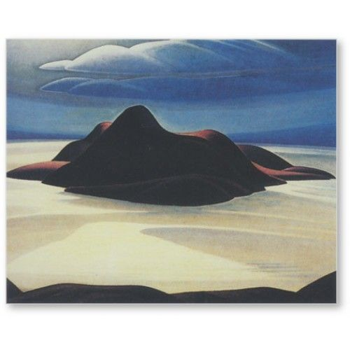 Lawren Harris - Pic Island