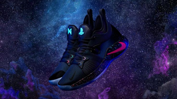 Nike released PlayStation-themed Limited Edition Paul George PG2 Sneakers