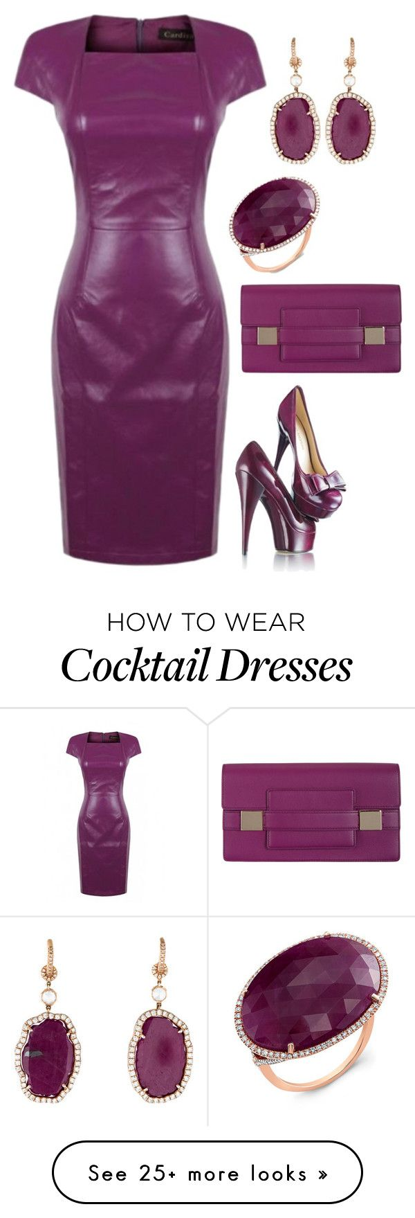 """""""Let The Festivities Continue #54"""" by mscody on Polyvore featuring Enzo Angiolini, Delvaux, NSR Nina Runsdorf, women's clothing, women, female, woman, misses, juniors and party"""