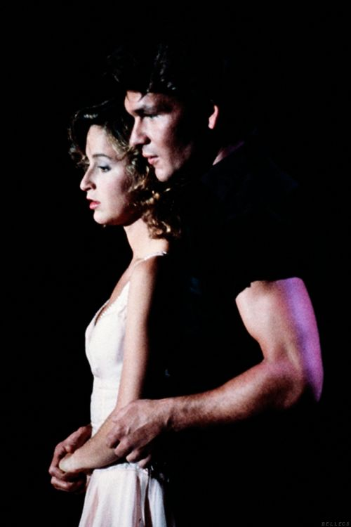 Dirty Dancing  WATCHED IT 100 TIMES(at least)