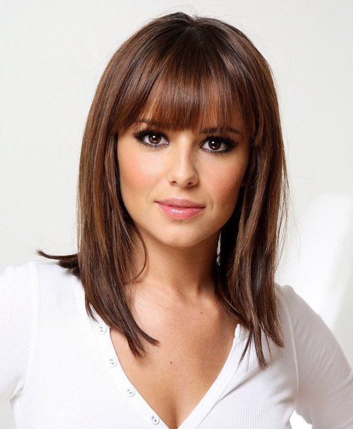 Cut with bangs choose the one that suits you best 60 + Photos