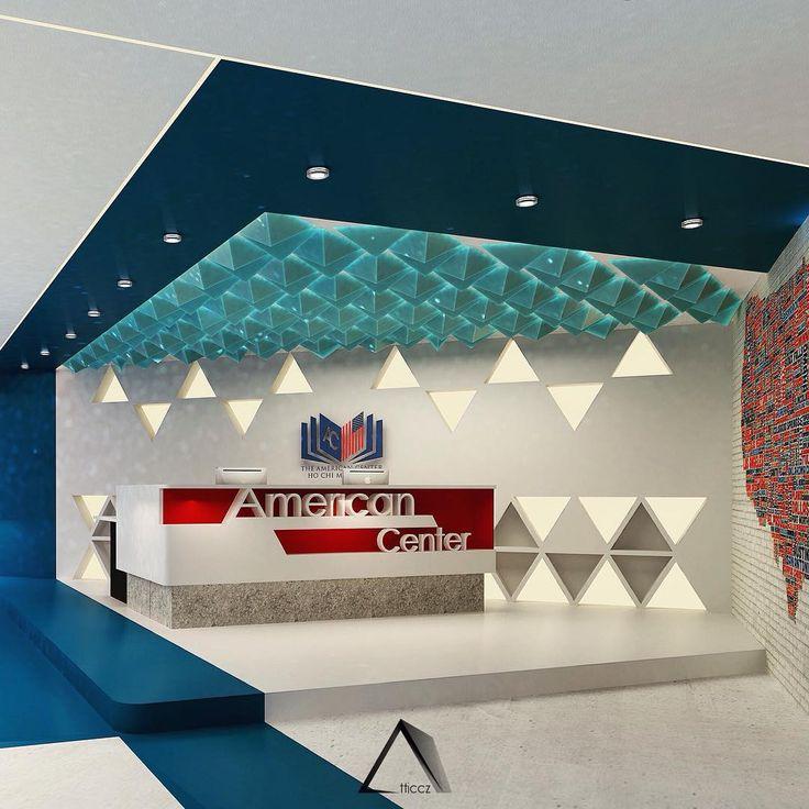 Lobby - American Center