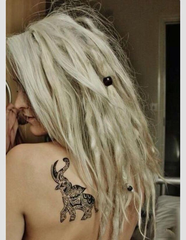 HER HAIR. and that tattoo (: @Faith Martin Carroll