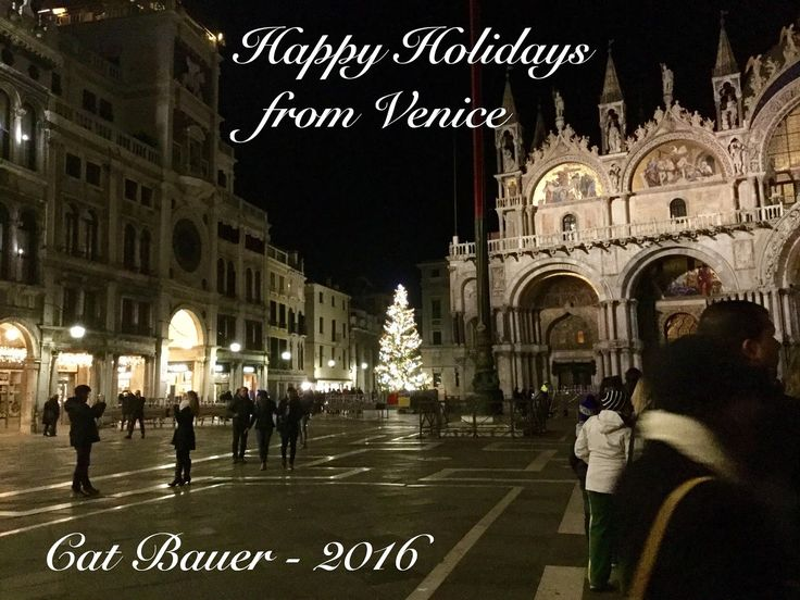 Merry Christmas and Buon Natale from Venice! 2016
