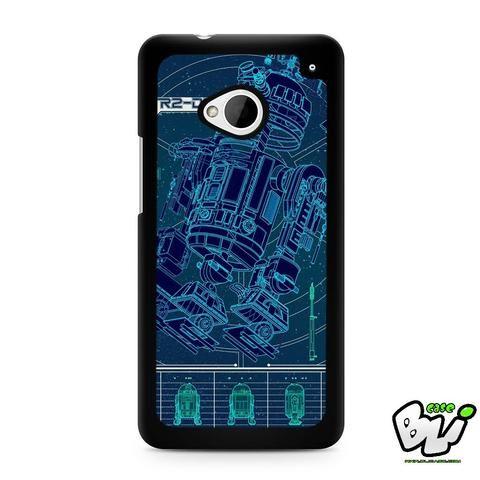 R2 D2 R2 D2 Star Wars HTC G21,HTC ONE X,HTC ONE S,HTC ONE M7,HTC M8,HTC M8 Mini,HTC M9,HTC M9 Plus,HTC Desire Case