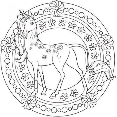 Mia And Me Archive Mandalas Zum Ausdrucken Ausmalbilder Einhorn Zum Ausmalen Ausmalbilder Pferde Zum Ausdrucken