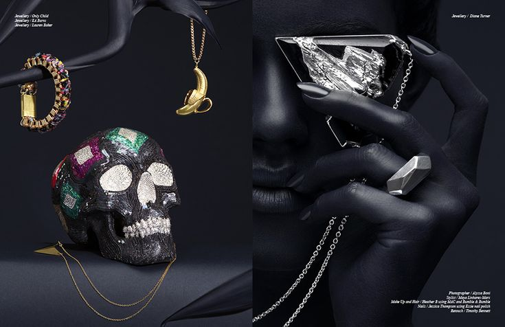 Left Jewellery / Only Child Jewellery / EA Burns Jewellery / Lauren Baker Right Jewellery / Diane Turner