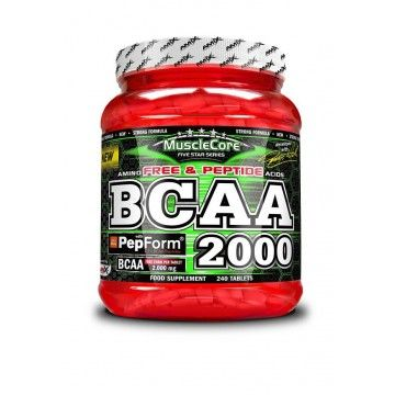 Amix MuscleCore® BCAA with PepForm