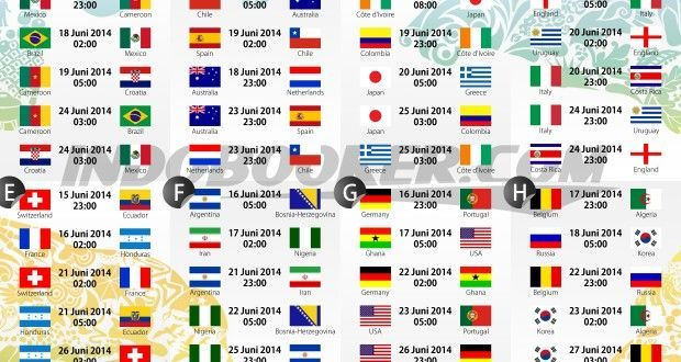 2014 fifa world cup match schedule   Hd pictures And Wallpapers...