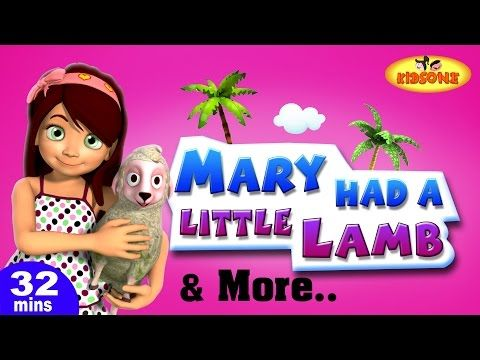 moral stories: Mary Had a Little Lamb Plus Lots More 3D Nursery R...