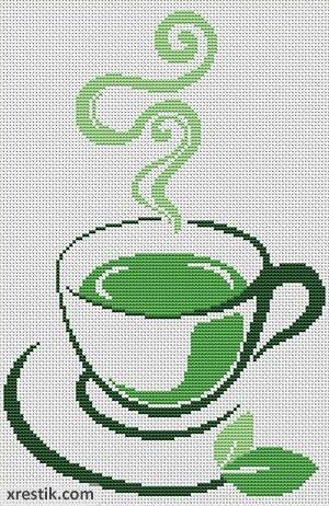 CHay----1300 Схема для вышивки scheme for cross stitch