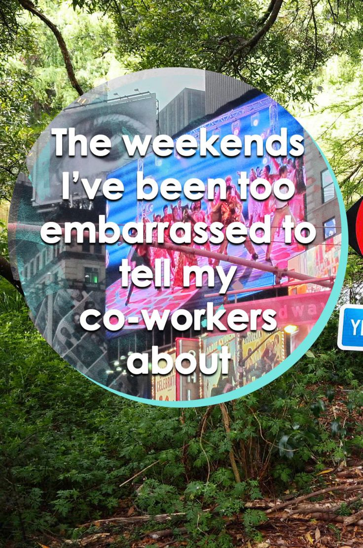 The weekends I've been too embarrassed to tell my co-workers about. | Runawaykiwi, Expat in London