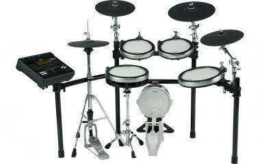 Yamaha DTX920K E Drum Set - Dieses Meisterwerk der E-Drum-Technologie ist komplett mit den DTX-PAD Drum-Pads ausgestattet, den E-Drum-Pads der nächsten Generation, die Yamaha speziell für Schlagzeuger entwickelt hat. #Yamaha #eDrum #Schlagzeug #Drums